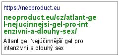 https://neoproduct.eu/cz/atlant-gel-nejucinnejsi-gel-pro-intenzivni-a-dlouhy-sex/